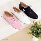 New Fashion Women's Comfort Flats Heels Small Round Toe Shoes AU ALL Size Z182
