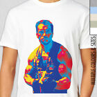 ARNIE PREDATOR HEATMAP T-Shirt. Arnold Schwarzenegger, 80s Retro Action Movie
