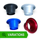 Air Inlet Outlet Funnels - Anodised Aluminium Alloy Trumpet Ram - Air Ducting