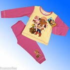 Girls Disney Jake and the Neverland Pirates Izzy Pyjamas Age 12 Months - 4 Years