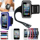 Colors Durable Running Sports Gym Biking Armband Case Cover For iPhone 5 5th 5S