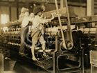 1909 BIBB MILL MACON GA CHILD LABOR HINE PHOTO DEPRESSION FSA