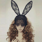 Rabbit Ears Fashion Venetian Metal Filigree Lace Masquerade Mask, Masked Ball