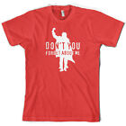 Don't You Forget About Me - Mens T-Shirt - 10 Colours - Free UK Delivery