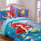 KIDS GIRLS BEDDING COMFORTERS WITH MULTIPLE DISNEY CHARACTERS / TV CHARACTERS