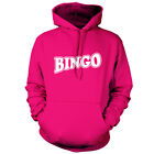 Bingo - Unisex Hoodie / Hooded Top - Player - 9 Colours-Free UK delivery - S-XXL