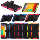 For Samsung Galaxy Note 3 Duty Tradesman TPU Stand Case Cover N9000/N9002/N9005