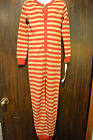 Cherokee Boys Striped 1 Pcs Union Suit   Size- XS 4-5 OR S 6-7  NWT