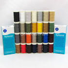 Coats Nylbond Extra Strong Fine Sewing Thread - Choice of Colours