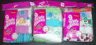 Hanes Girls Briefs 9 Pack Comfort Fit Tagless 3 Patterns to Choose Size 14 NIP