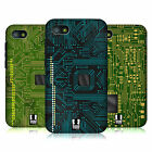 HEAD CASE DESIGNS CIRCUIT BOARD PROTECTIVE BACK CASE COVER FOR BLACKBERRY Q5