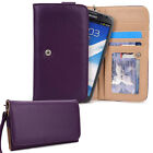 Kroo Fab SN2 Womens Violet Smartphone Wrist-Let Case Cover Pouch Bag Guard