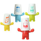 New Lovely Giant Series Cartoon Plastic Toothbrush Holder with Cup Home  Bath