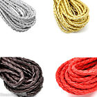 "5 M Braiding Leatheroid Jewelry Cord 5mm( 2/8"") M1750"