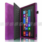 PU Leather Case Cover for Microsoft Windows Surface 2 Surface RT Tablet 10.6""