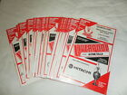 1979/80 LIVERPOOL HOME PROGRAMMES - CHOOSE FROM LIST