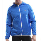 Zip Up Outdoor Wind Wear Coat Hooded Jacket Men's Bicycle Cycling Sports XS~L