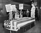 1953 ROSENBERG CAPITAL PUNISHMENT PROTEST MARCH