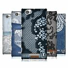 HEAD CASE DESIGNS JEANS AND LACE CASE COVER FOR SONY XPERIA M C1905 C1904