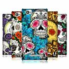 HEAD CASE DESIGNS FLORID OF SKULLS CASE COVER FOR SONY XPERIA M C1905 C1904