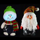 LED Christmas Xmas Candy Box Chocolate Sweets Gift Present Stocking Filler New