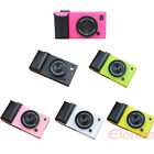 Camera Style Design Plastic Case Stand Cover Protector For iPhone 4 4G 4S