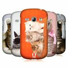 HEAD CASE DESIGNS CATS CASE COVER FOR SAMSUNG GALAXY FAME S6810