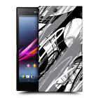HEAD CASE SCRIBBLES PROTECTIVE BACK CASE COVER FOR SONY XPERIA Z ULTRA C6802
