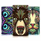 HEAD CASE DESIGNS AZTEC ANIMAL FACES CASE COVER FOR SONY XPERIA Z C6603
