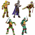 BRAND NEW Deluxe Kids TMNT Fancy Dress Costume Mask Teenage Mutant Ninja Turtle