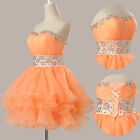 Sexy Formal Short Mini Homecoming Prom Ball Gown Cocktail Party Evening Dresses