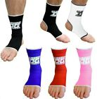 ANKLE SUPPORTS OR ANKLETS (PAIRS) FOR MUAY THAI SPORTS TRAINING