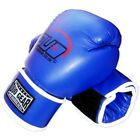 BLUE DUO GEAR BOXING SPARRING AND PADWORK MUAY THAI GLOVES