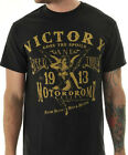 Lucky 13 shirt spoils victory motordrome motorcycle board track race art S-4XL