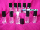 U-Choose Glass roll-on Roller Ball 5ML empty fragrance perfume oil bottles- NICE