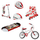 """Choose from: """"BRAND NEW"""" One Direction 1D Skates Scooter safety helmet ramp Bike"""