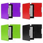 ULTRA THIN HARD SMART LEATHER CASE COVER WITH WAKE/SLEEP SUPPORT FOR KOBO AURA