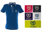 Mens F1 Scottish Polo Shirt, 6 Colours,  Sizes S - 2XL, NEW
