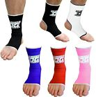 DUO GEAR MUAY THAI PADWORK TRAINING AND FIGHTING ANKLE SUPPORTS