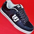 NEW Men's  WORLD INDUSTRIES REVIVE Black/White  Athletic Sneakers Skate Shoes