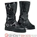 SIDI ADVENTURE GORE-TEX WATERPROOF ENDURO MOTORCYCLE ROAD BIKE GTX LEATHER BOOTS