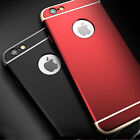 iPhone 6s Plus 5S SE 5 Case - Luxury Ultra Slim Tough Hard Back Cover For Apple