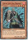 YU-GI-OH: CHOW LEN THE PROPHET - SUPER RARE - WGRT-EN044 - LIMITED EDITION