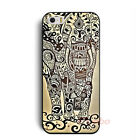 New Unique Elephant Pattern Hard Case Cover Skin For iPhone 4 4G 4S 5 5G 5S 5C