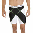 PhysioRoom Elite Compression Core Stability Innovative Base Layer Padded Shorts