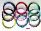 1.5mm ALUMINIUM WIRE   CRAFT/JEWELLERY WIRE   Various colours 3 metres