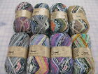 1 skein Opal sock yarn RARE Rendezvous -75% wool 25% nylon superwash 100g 450y