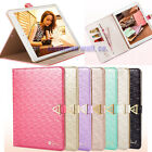 Luxury YH Wallet Stand Folio Leather Case Smart Cover For Apple iPad Air iPad 5