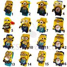 Minions Despicable Me 2 Childrens Childs Kids Snap Slap on Watch