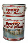 Epoxy Resin Floor Paint by Ask Coatings. For Garage, Industrial and Domestic